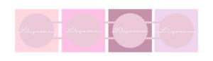 ピンクの組み合わせ